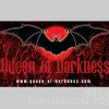 Queen of Darkness Christmas Card 2009