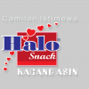 Halo Snack Logo Design
