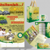 Gong BaliDwipa Billboard Designs
