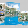Villa Shanti CD Cover and Label Design