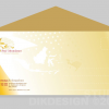 Star Abundance Envelope Design