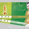 Puteri Bali Invitation Design