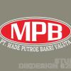 PT Made Putroe Bakri Valuta logo design