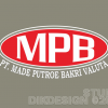 PT Made Putroe Bakri Valuta logo design