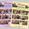 The Adventures of Django Mango and Shakana Moon Brochure Design