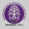 KPI Bali Awards 2013 logo design