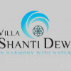 Re-design Villa Shanti Dewi Logo