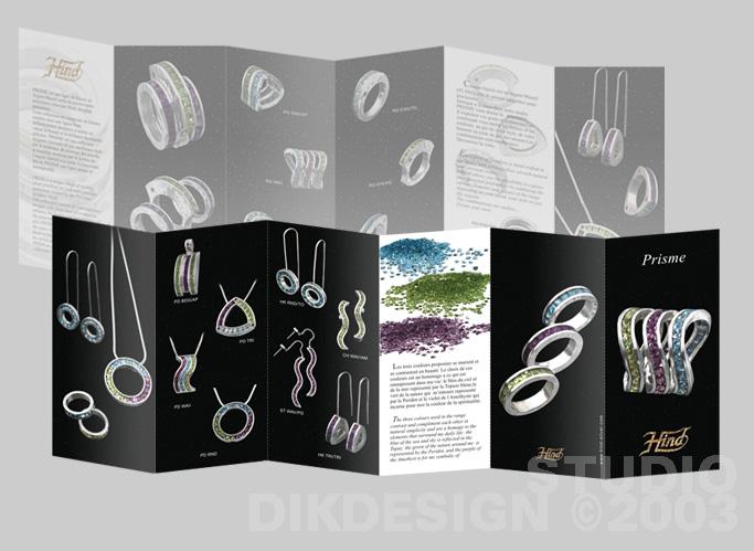 Hind Silver Leaflat Design