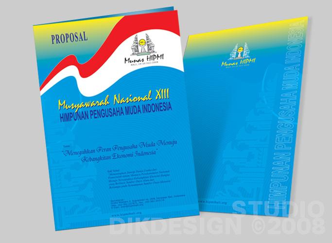 Munas HIPMI Cover Design