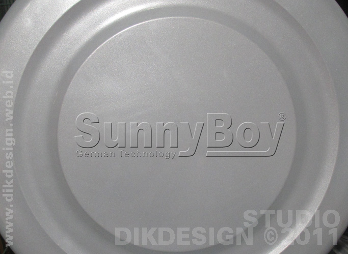 SunnyBoy Logo Design for Product