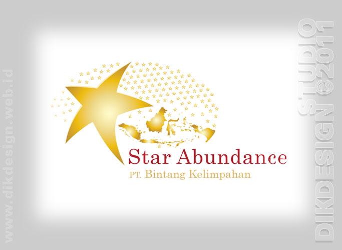 Star Abundance Logo Design