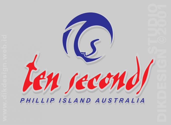 10 Seconds Logo Design
