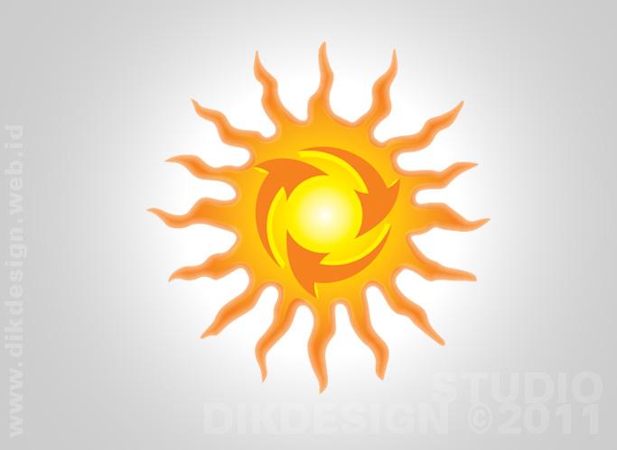 PT Solar System Logo Redesign