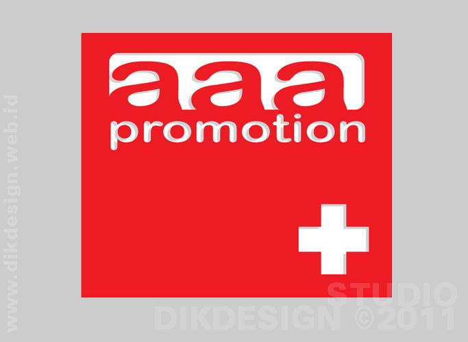 aaa-promotion logo design