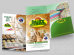 BUZZ BAKEHOUSE Brochure design