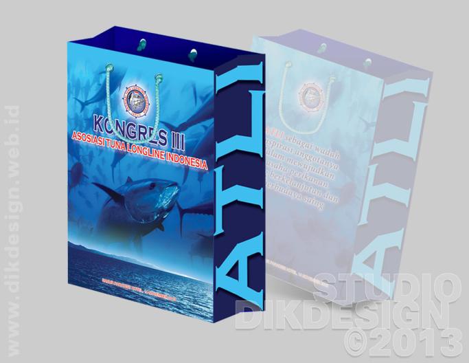 Kongres III ATLI 2013 Paper-bag Design